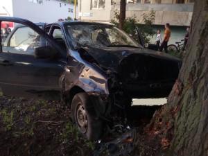 В Жигулевске столкнулись две вазовские легковушки, пострадал ребенок