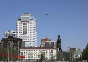В демонстрационном пролете авиации над Самарой во время парада Победы задействуют 14 самолетов и вертолетов