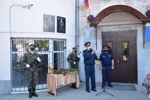 Полковников внутренней службы в отставке Николая Булкина и Аркадия Красильникова.