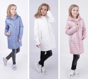 Детские пальто для девочек: выбор и преимущества предмета одежды