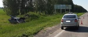 В ДТП в Ставропольском районе пострадали мальчик и две девочки