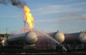Взрыв произошел в здании операторной на газораспределительной станции в Казани.