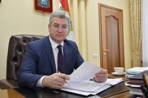 Председатель правительства Самарской области Виктор Кудряшов дал интервью агентству Интерфакс-Поволжье.