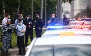По словам источника, злоумышленник во время нападения получил три огнестрельных ранения.