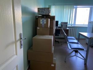 Тольяттинская больница №5 получила второй в области аппарат ЭКМО