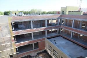 Строительство школы в микрорайоне «Новая Самара» идет по графику
