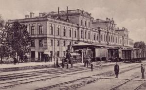 Квест посвящен истории самарского транспорта в XIX–XX вв.
