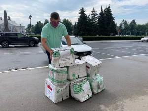 Тольятти получил пять тысяч медицинских масок из города-побратима Лоян