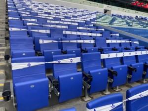 В связи с этим свободной продажи билетов на матч Крылья Советов - Ахмат не будет.