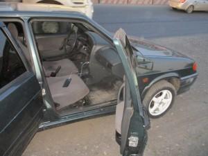 В Тольятти у автомобилиста нашли пакет с наркотиками