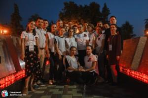 Главная цель акции – почтить память 27 миллионов граждан СССР, погибших в Великой отечественной войне.