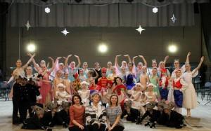 В фестивале принимали участие более 3500 человек из 55 регионов России.