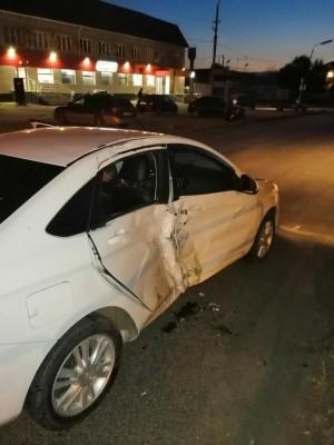 В Отрадном в ДТП пострадал молодой мотоциклист
