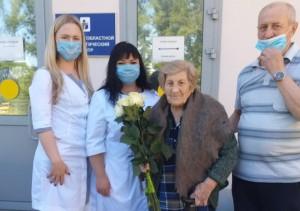В Самарской области от коронавируса вылечилась 95-летняя ветеран Великой Отечественной войны