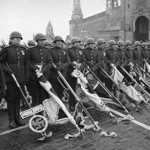 Обнародованы архивные документы, связанные с Парадом Победы 24 июня 1945 года