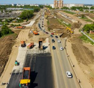 Завершить все работы по строительству новой автомобильной дороги с транспортными развязками подрядная организация должна до ноября 2022 года.