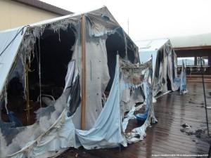 В июле 2019 года при пожаре в лагере погибли четверо детей.