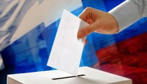 Организаторы выборов продемонстрировали весь цикл предстоящего процесса голосования.