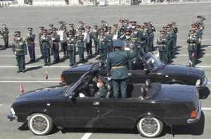 В Военном Параде на площади Куйбышева примут участие соединения и воинские части Министерства обороны РФ, других силовых министерств и ведомств.
