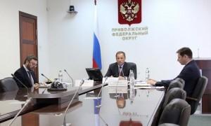 Игорь Комаров завершил серию совещаний с главами 14-ти регионов округа по проверке готовности к голосования по внесению изменений в Конституцию РФ.