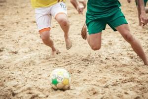 В Самаре появилась новая команда по пляжному футболу