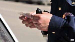 В Приволжском районе полицейские отстранили водителя от управления транспортным средством