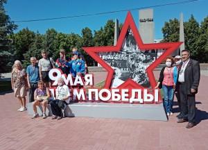 Ветераны спорта Тольятти вспоминали войну