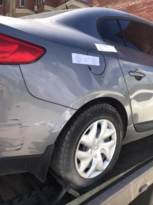 У жителя Самарской области арестовали Mitsubishi Lancer