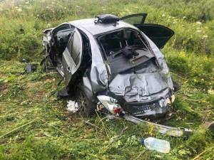 В ДТП в Самарской области пострадали четверо