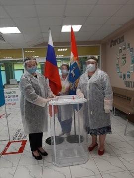 В Самарской области началось голосование