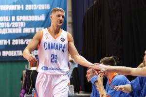 «Самара» отмечена Российской федерацией баскетбола