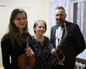 Среди них выпускница Школы искусств Центрального района Тольятти Полина Пирогова.