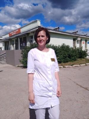 Наталья трудится заместителем главного врача в Самарской областной детской инфекционной больнице.