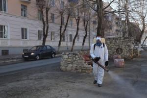 Бизнес и некоммерческие организации Самарской области получат субсидии на проведение дезинфекции