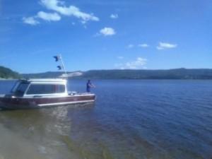 На острове Фестивальный утонула женщина