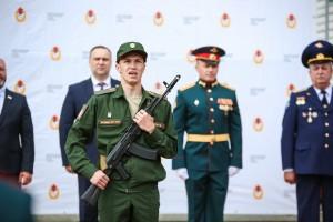 Павел Ситников пройдет военную службу по призыву в самарской спортивной роте ЦСКА.