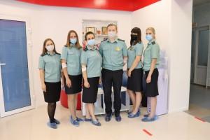 Сотрудники Управления Федеральной службы судебных приставов по Самарской области приняли участие в акции «Кровь во имя жизни»