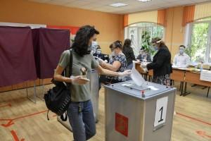 Данные на 18:00 говорят, что почти 66% избирателей Самарской области пришли на участки по общероссийскому голосованию и выразили свое мнение.
