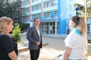 Губернатор Дмитрий Азаров проверил готовность детских лагерей Самарской области к летней оздоровительной кампании