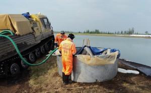 """Как заявил министр природных ресурсов и экологии Дмитрий Кобылкин, авария нанесла """"беспрецедентный ущерб"""" Арктике, и сумма ему соответствует."""