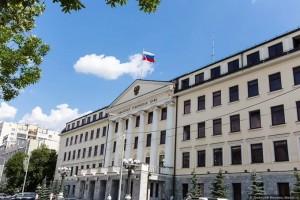 Началось пятьдесят пятое заседание Самарской Губернской думы