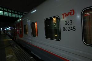 В самарском Минтрансе назвали даты запуска фирменного поезда Жигули»