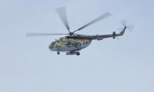 По замыслу тактико-специального учения группы спецназа, используя парашютные системы «Арбалет-2», совершили десантирование в тыл условного противника.