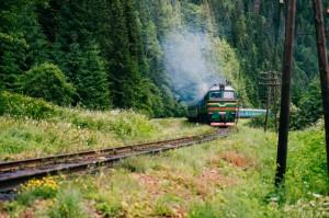 Поезда по пока не установленным причинам следовали навстречу друг другу по одной железнодорожной колее.