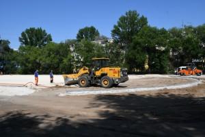 В Куйбышевском районе Самары начали строить ФОК открытого типа