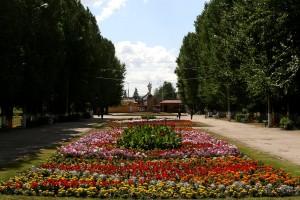 Работы по реконструкции парка запланированы на 2021 год.
