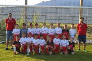 Детский футбол в Самаре вернулся с карантина