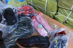 Самарские таможенники задержали партию контрафактной спортивной обуви стоимостью 66 млн рублей