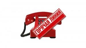Если вы столкнулись с фактами проявления коррупции, оставьте сообщение на телефон «горячей линии»