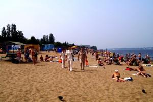 Отдыхая на воде, посещайте специально оборудованные пляжи!